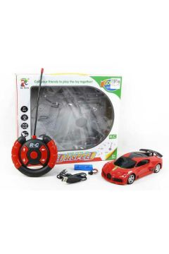 Auto sportowe na radio z ładowarką BAR7743