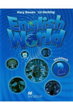 English World 2 WB MACMILLAN