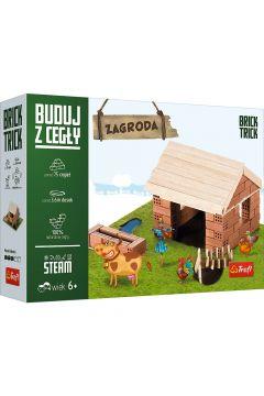 Brick Trick. Buduj z cegły. Zagroda M