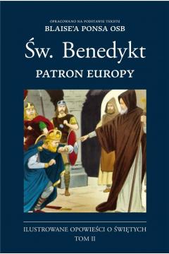 Św. Benedykt Patron Europy