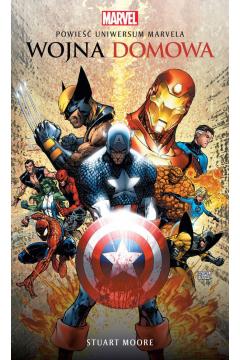 Marvel. Wojna domowa