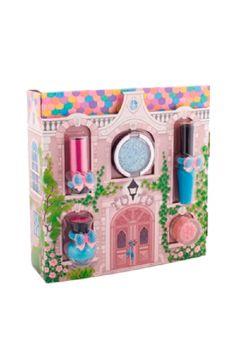 Domek zestaw kosmetyków 04 Turquoise Pointe