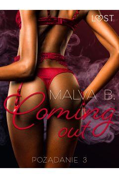 Pożądanie 3: Coming Out - opowiadanie erotyczne