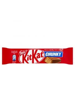 Chunky Paluszek waflowy w mlecznej czekoladzie