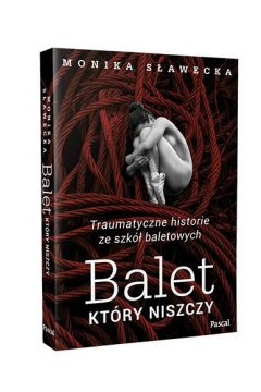 Balet który niszczy traumatyczne historie ze szkół baletowych