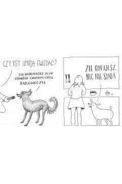 Psie sucharki. Wszystko, co powiedziałby twój pies, gdyby umiał mówić
