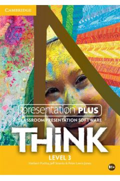 Think 3 Presentation Plus DVD