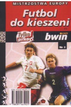 Mistrzostwa Europy - Futbol do kieszeni + CD