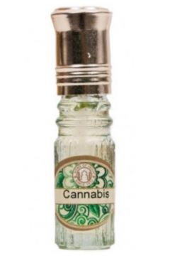 Perfumy w skoncentrowanym olejku - Cannabis