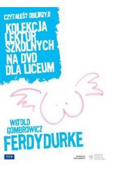 Kolekcja lektur szkolnych - Ferdydurke