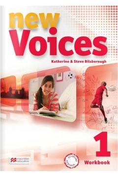 New Voices 1. Zeszyt ćwiczeń. Język angielski. Gimnazjum