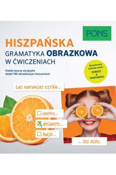 Gramatyka obrazkowa w ćwiczeniach -Hiszpański PONS