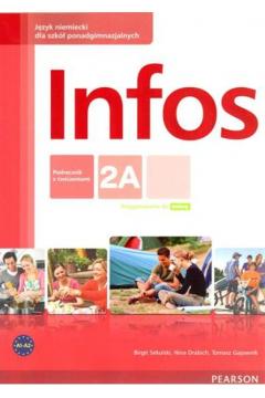 Infos 2A. Podręcznik z ćwiczeniami + MP3
