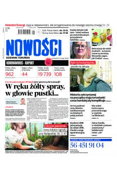 Nowości Dziennik Toruński  118/2020