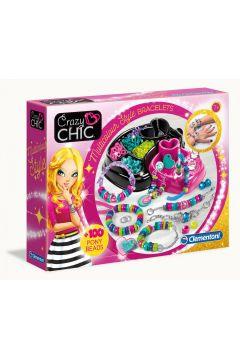 Crazy Chic. Kolorowe bransoletki