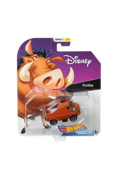 Hot Wheels. Samochodzik Bohaterowie Disney GCK28