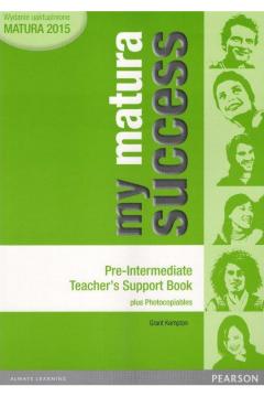 My Matura Success Pre-Intermediate Teacher's Book
