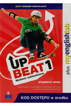 Upbeat 1 SB REV + MyEngLab PEARSON