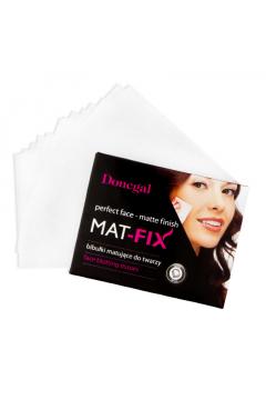 Mat Fix bibułki matujące do twarzy 4496