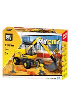 Klocki Blocki MyCity 125 elementów KB0227