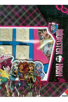 Pieczątki Big Box Monster High