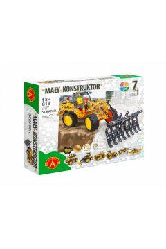 Mały Konstruktor 7w1 - Scratch ALEX