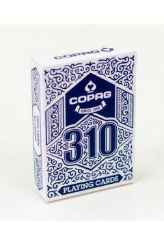 Karty do gry COPAG 310 niebieskie CARTAMUNDI