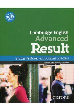 English Result Advanced SB OXFORD
