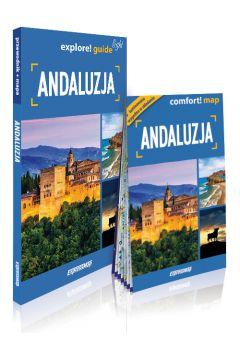 Andaluzja zestaw przewodnikowy 2 w 1