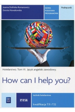 How can I help you? - j. ang hotelarstwo w. 2014
