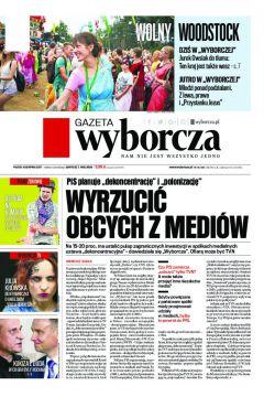 Gazeta Wyborcza - Łódź 180/2017