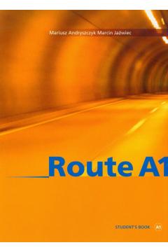 Route A1 Students Book Podręcznik z płytą CD