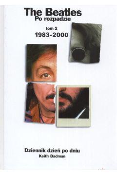 Tha beatles po rozpadzie Tom 2 1983 - 2000
