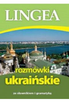 Rozmówki ukraińskie ze słownikiem i gramatyką 2018
