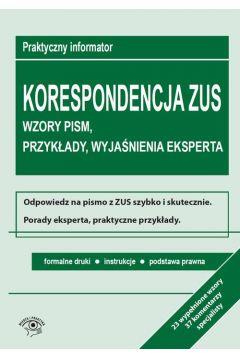Korespondencja z ZUS. Wzory pism, przykłady, wyjaśnienia eksperta
