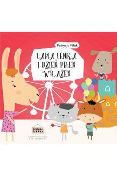 Lama Lenka i dzień pełen wrażeń