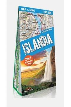 Comfort! map&guide. Islandia 2w1