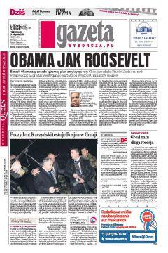 Gazeta Wyborcza - Opole 274/2008