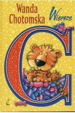 Wiersze Chotomska Wanda Twarda Oprawa