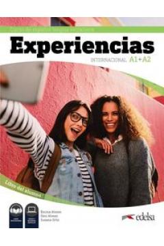 Experiencias Internacional A1 + A2 Libro del alumno