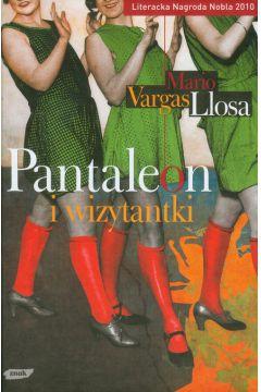 Pantaleon i wizytantki - M.V. Llosa