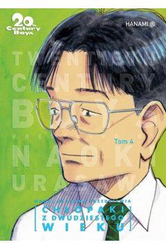 20th Century Boys Chłopaki z XX wieku Tom 4 /komiks/