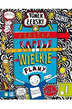 Fantastyczny świat Tomka Łebskiego T.14 Ciastka...