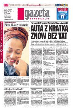 Gazeta Wyborcza - Toruń 299/2008