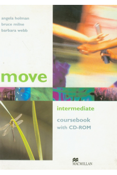 Move Intermediate coursebook + CD