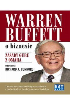 Warren Buffet o biznesie
