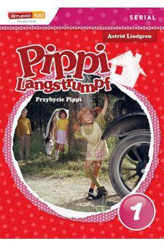 Pippi Langstrumpf - Przybycie Pippi