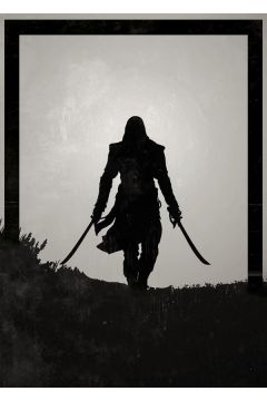 Dawn of Heroes - Edward Kenway, Assassins Creed - plakat