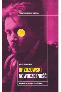Brzozowski. Nowoczesność