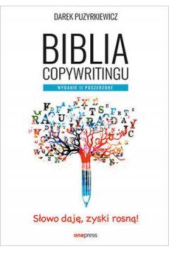 Biblia copywritingu. Wydanie poszerzone